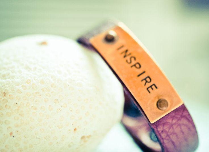 Aspire To Inspire Before You Expire inspiring wrist band egg