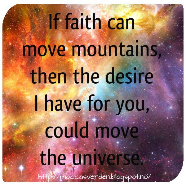 Love Your Life: If faith