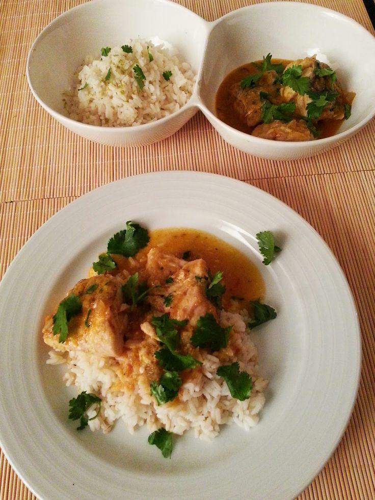Deliciosa paparoca: Garoupa em aromas cítricos com arroz de coco e lim...