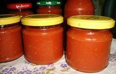 W Mojej Kuchni Lubię..: prosty pomidorowy przecier ziutuli-kaszubki...