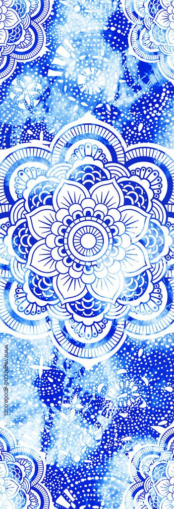 Just added to our summer collection. The Mandala mat is inspired by indigo batik patterns mandala symbol representing the universe. Perfect for all you boho spiritual yogis! grab one and be the envy o