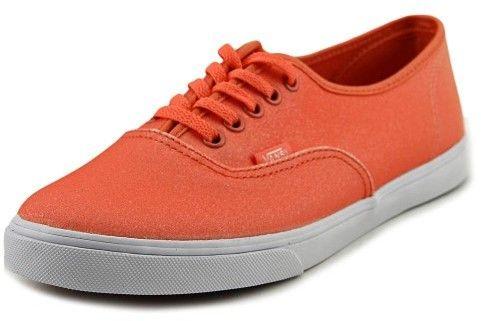 Vans Authentic Lo Pro Women US 6.5 Multi Color Sneakers