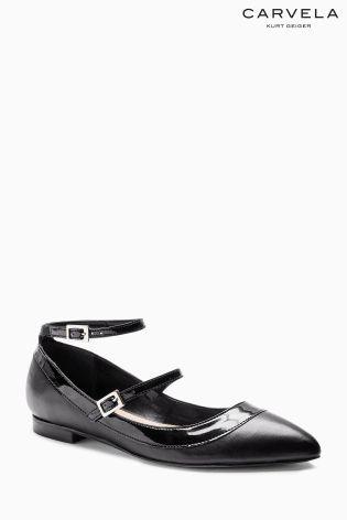 Черные туфли с острым носком Carvela Lucy - Покупайте прямо сейчас на сайте Next: Украина