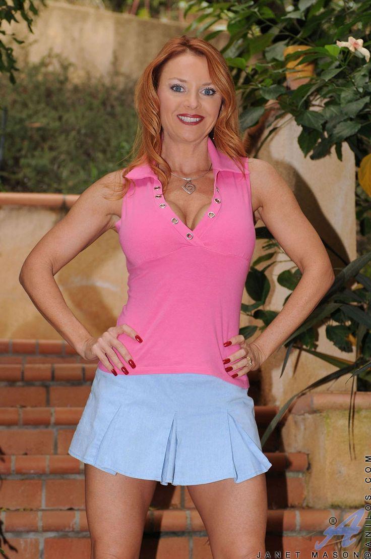 Janet Mason Redheads Janet Mason Sexy Boobs