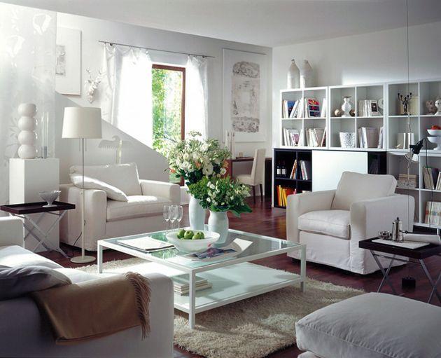 Стеклянные журнальные столики - 55 фото - - Мебель в интерьере