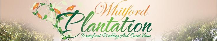 Whitford Plantation New Bern North Carolina Outdoor Wedding Venue