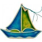 Greek Ceramic Art - Boat