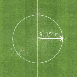 Si les pregunto, ¿cuáles son las medidas de una cancha de fútbol? Seguro habrá alguno que otro que me sepa responder, pero la gran mayoría (me incluyo antes de redactar este artículo) disfrutamos del fútbol pero no conocemos con certeza cuanto debe medir una cancha de fútbol,   #cacha #estadio #futboldyc