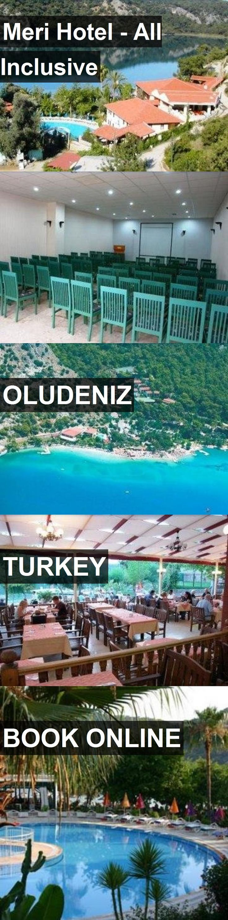Hotel Meri Hotel - All Inclusive in Oludeniz, Turkey. For more information, photos, reviews and best prices please follow the link. #Turkey #Oludeniz #MeriHotel-AllInclusive #hotel #travel #vacation