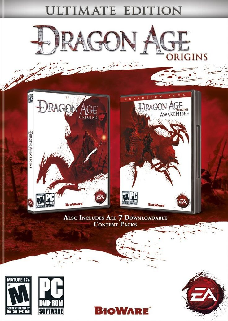 Dragon Age Origins: Ultimate Edition: Amazon.co.uk: PC & Video Games