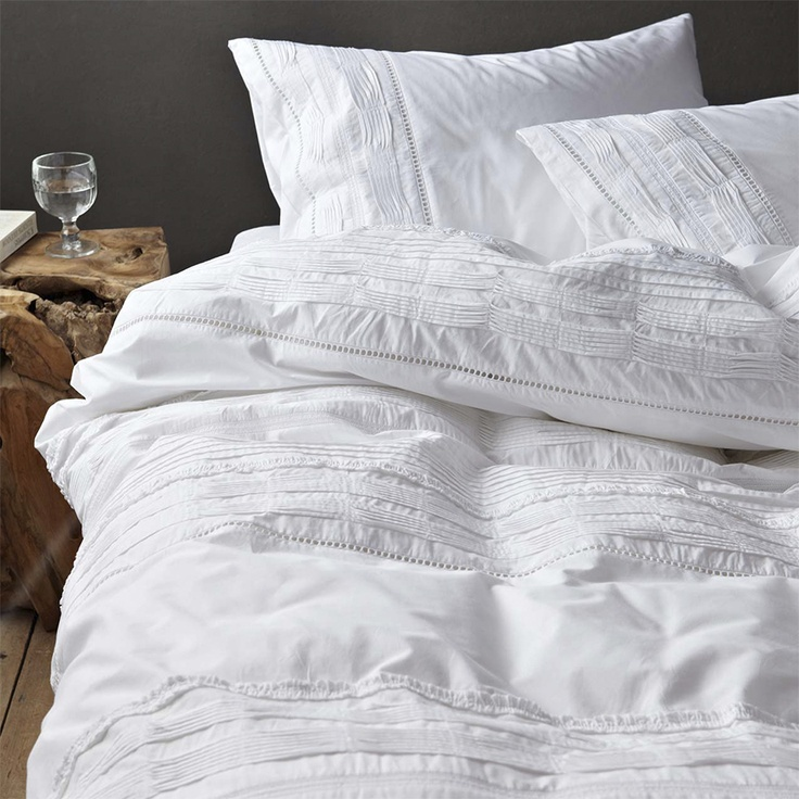 Costco Charisma Sheets White: Famous Home Fashions 3 Piece Les Nuits Mini Duvet Cover