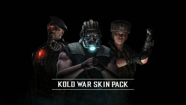 Pubblicato il video del Kold War Skin Pack di Mortal Kombat X