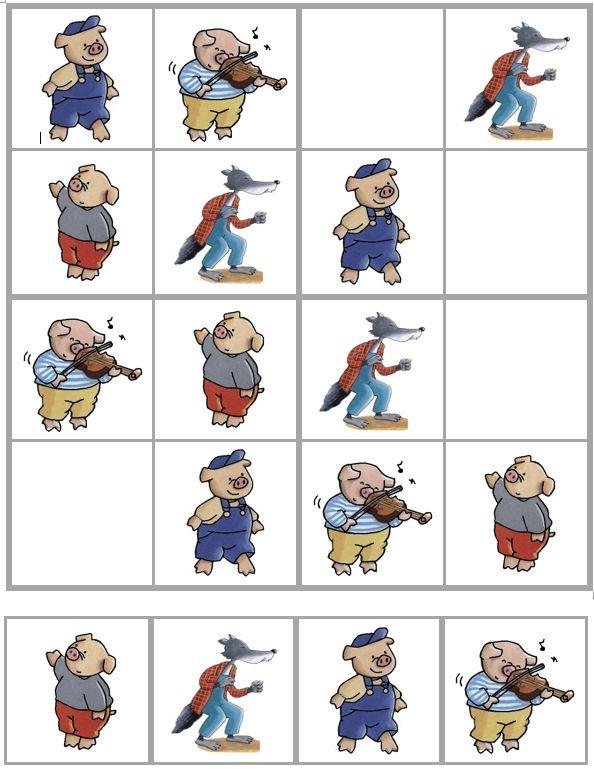 Sudoku De 3 biggetjes (10)