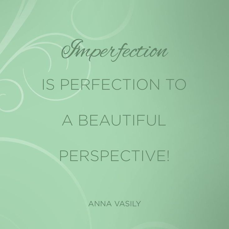 Beautiful imperfections Quotes Words to live by  Inspirations AnnaVasily  Luxury and Designer items