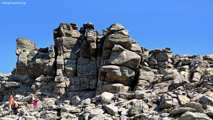 The mythical rock formations of Ikaria island – HikingExperience.gr