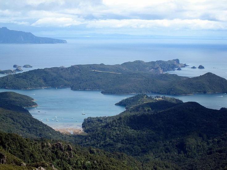 The Island of Kaikoura