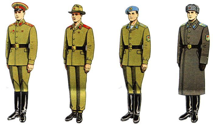 Russian Military Combat Uniforms Uniformes de se...