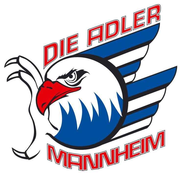 Adler Mannheim, Deutsche Eishockey Liga, Mannheim, Baden-Württemberg, Germany