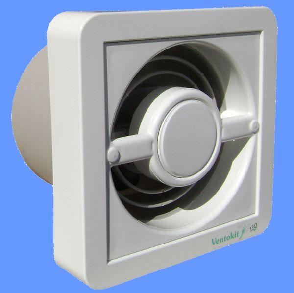 Exaustores Para Banheiro DB Ventokit 150 -  (Clique para AMPLIAR!)