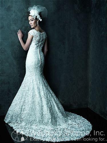 12 best Olivia-allure wedding dresses images on Pinterest | Short ...