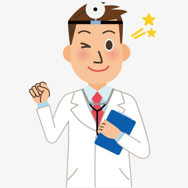 Cartoon Doctor in 2020 | Cartoon, Clip art, Fictional ... (650 x 651 Pixel)