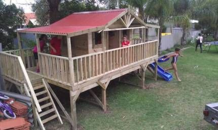 CUBBY HOUSE from $999 | Toys - Outdoor | Gumtree Australia Victoria Park Area - East Victoria Park | 1128432210