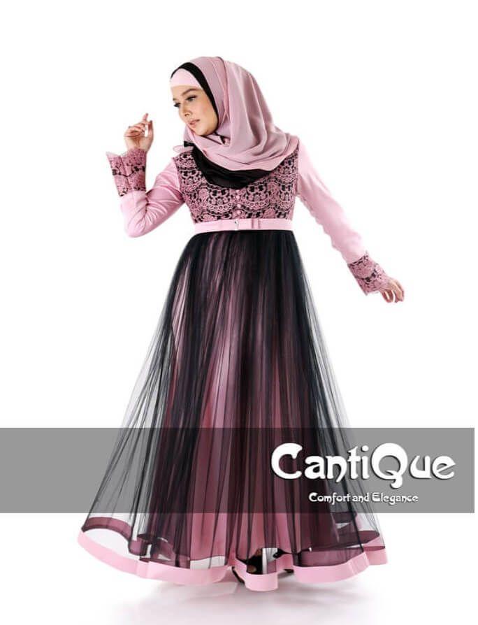 Model Gamis Untuk Orang Gemuk Agar Terlihat Kurus Kebaya Dress