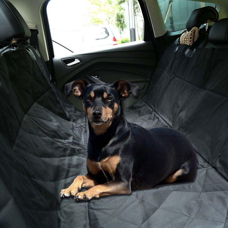 Homdox Pet Car Seat Cover Waterproof Hammock Non Slip Back Protector Covers
