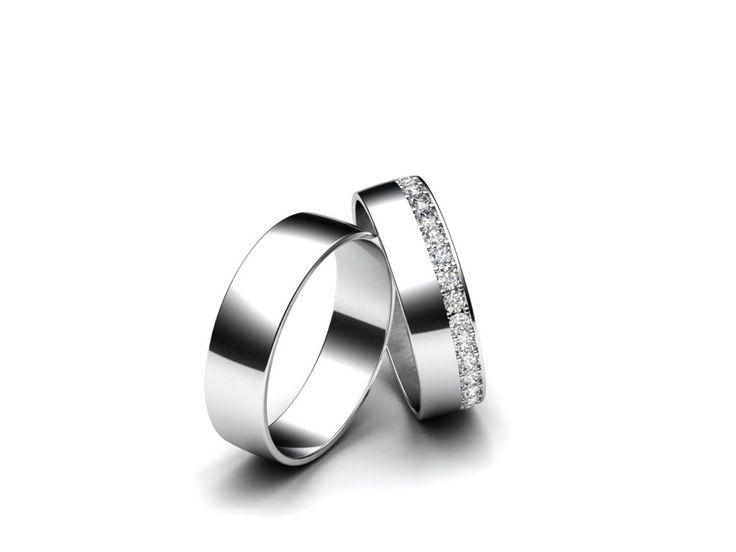 Snubní prsteny A45