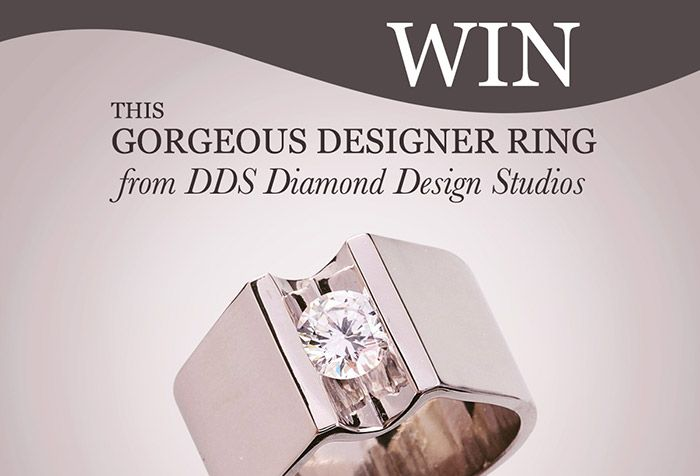 Win This Gorgeous Handmade Designer Ring from DDS Diamond Design Studios http://mumcentral.com.au/gorgeous-handmade-ring-from-dds-diamond-design-studios/ via @MumCentralAU