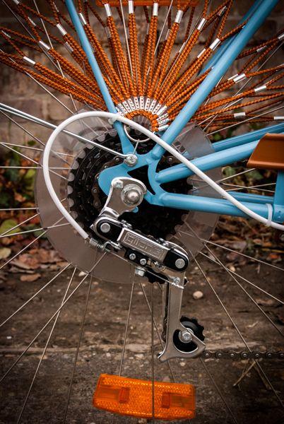 Egyedi restaurált női kerékpárok www.vintagebringa.hu