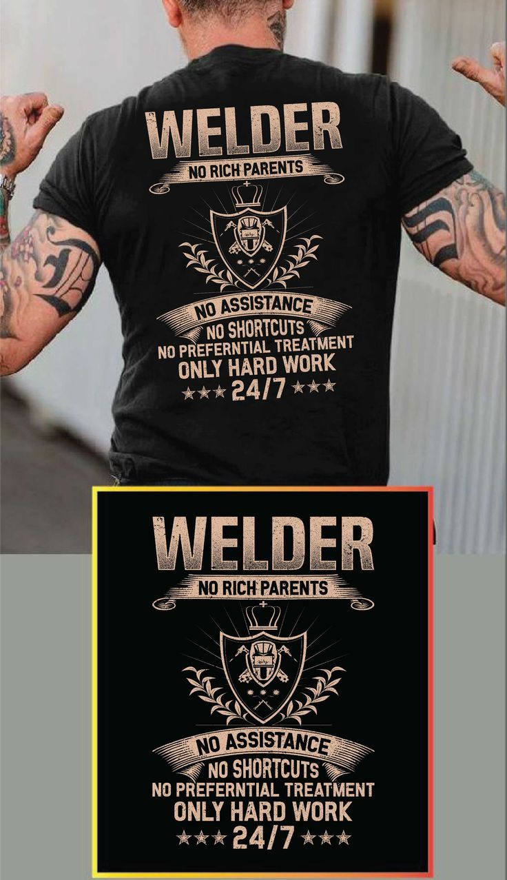 57129370 Proud to be a welder?This
