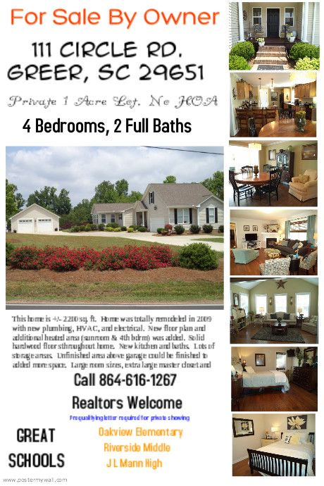 Best Real Estate Flyer Images On   Real Estate Flyers