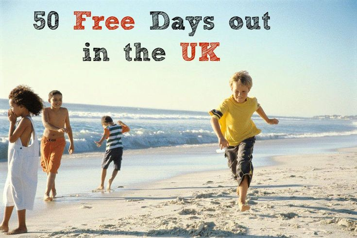 50 Free Days out in the UK | Tots 100 | Bloglovin'