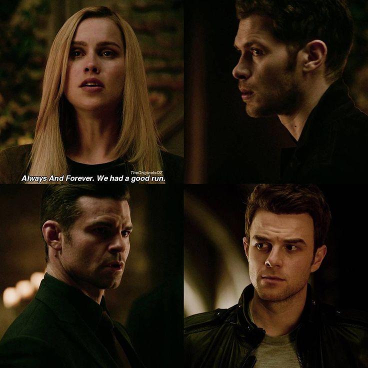 "292 To se mi líbí, 10 komentářů – The Originals OZ (@theoriginalsoz) na Instagramu: ""[4x13] 23k tysm This scene broke me - Rebekah, Klaus, Elijah or Kol? DON'T COMMENT like my…"""