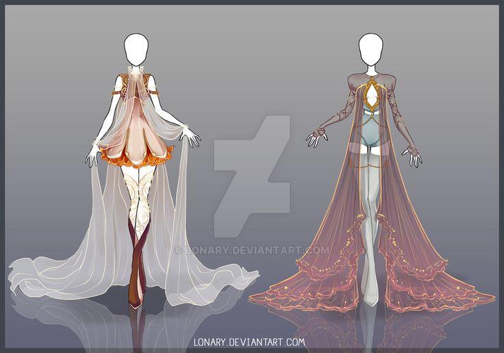 [Open] Design adopt_87-88 by Lonary.deviantart.com on @DeviantArt
