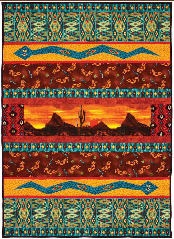 127 Best Southwestern Design Quilts Images On Pinterest
