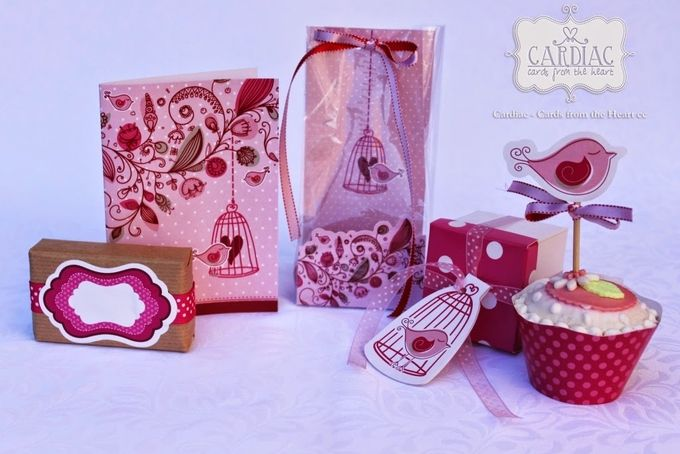 Little Birdy Themed Party by Cardiac - Cards from the Heart
