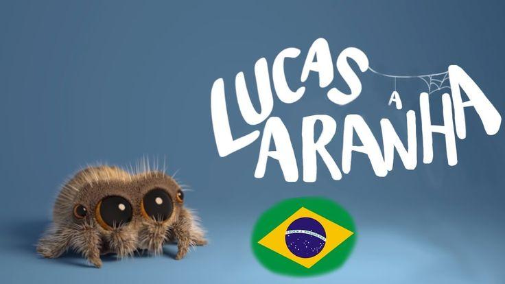 Liked on YouTube: Lucas a Aranha COMPILADO FANDUB