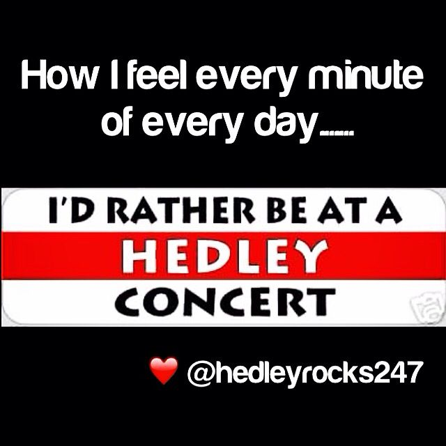 Hedley Love ❤️