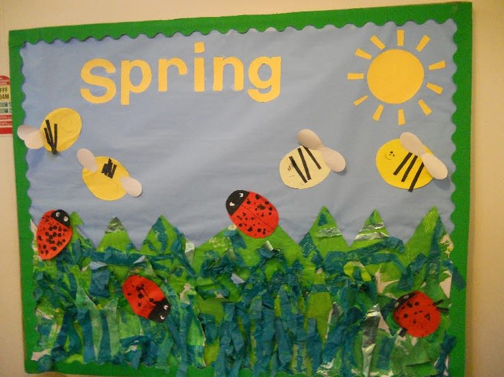Spring classroom display photo - Photo gallery - SparkleBox