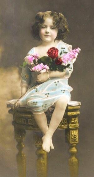 vintage tinted photo...