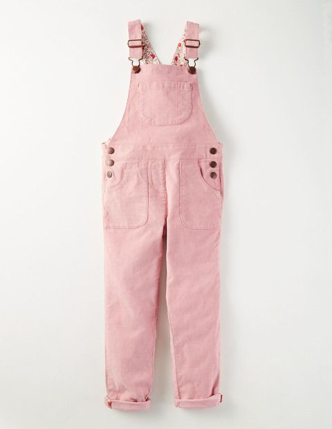 Long Overalls