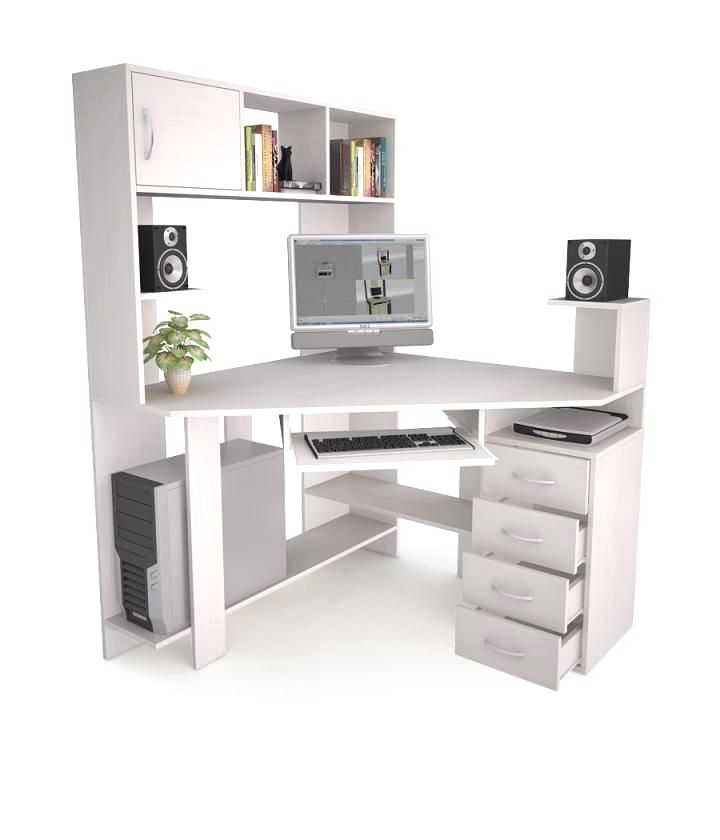 10 Polished Computer Desks To Get On Amazon Top Decor Ideas Setup Workstations Minimalist Mac Cute Gamer Home Office Design Home Buy Office Furniture