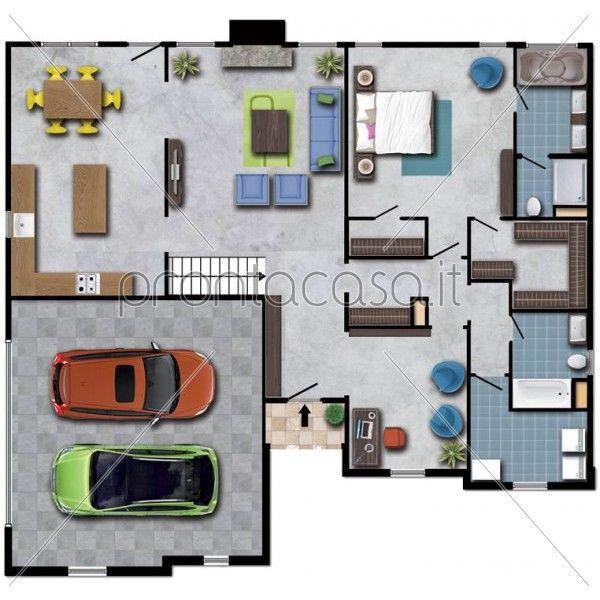 17 migliori immagini su planimetria prontacasa su for Planimetrie di case personalizzate