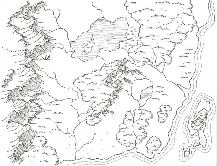 1000 Images About Rpg Maps