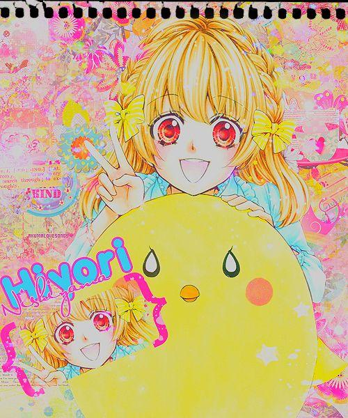 Hiyori Nishiyama - Hiyokoi by akumaLoveSongs on DeviantArt