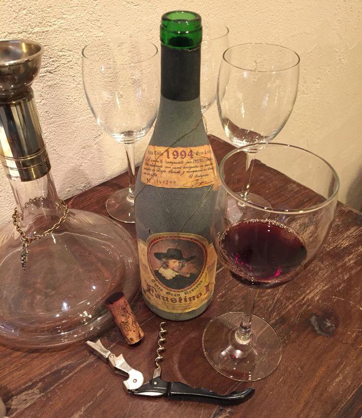 Vino tinto Faustino I - Rioja Gran Reserva 1994