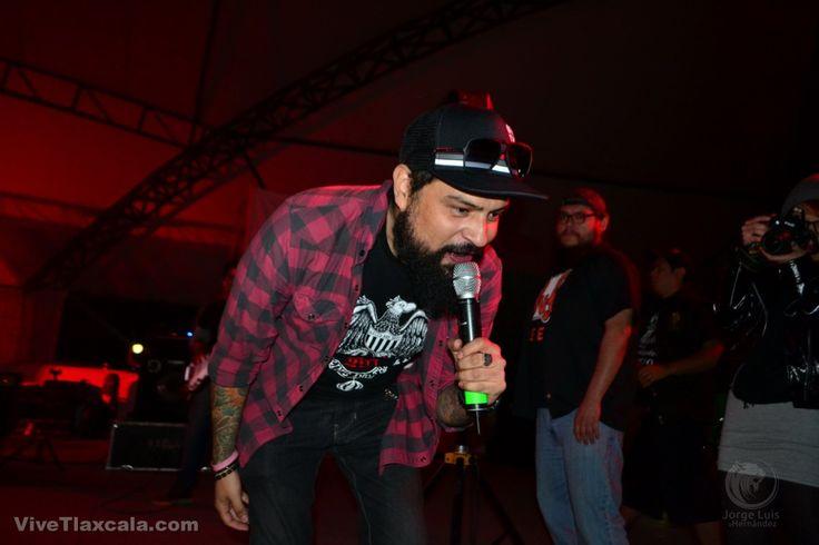 Dr. Shenka (Panteón Rococó) y Diablito Show motivaron a Jóvenes en Tlaxcala