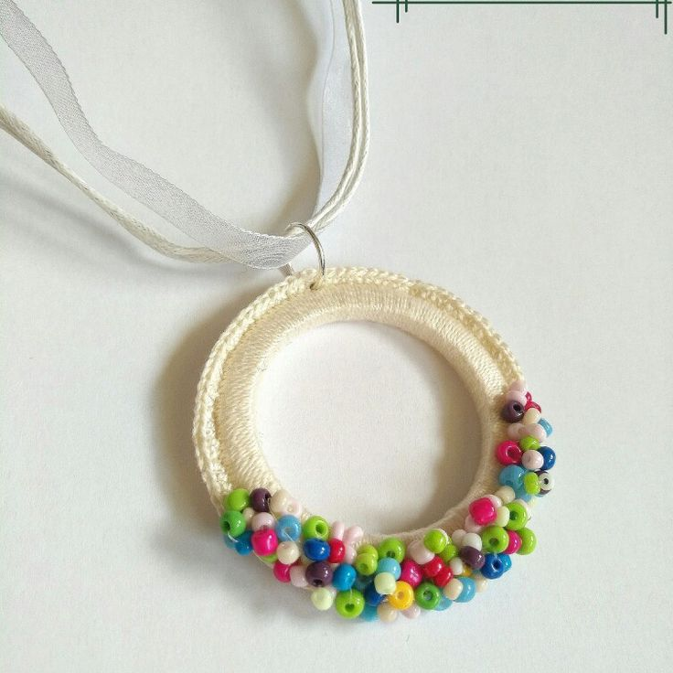 #jewel #women #handmade #crochet #gift